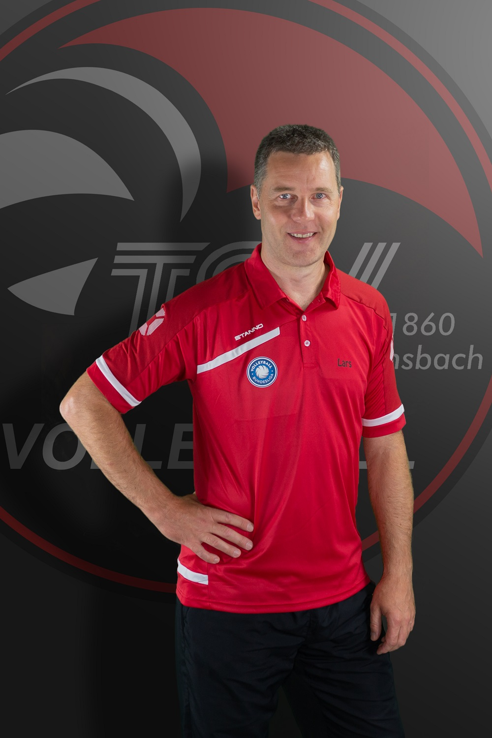 Co-Trainer Lars Bomsdorf