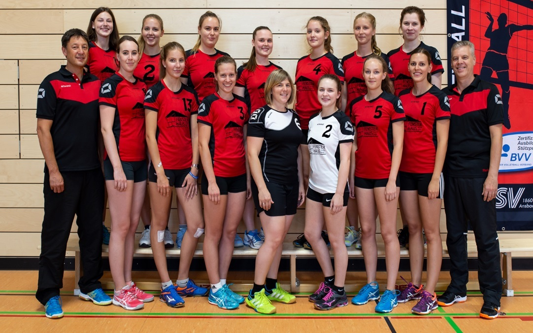 Volleyball Bezirkspokal-Endrunde am Sonntag in Ansbach