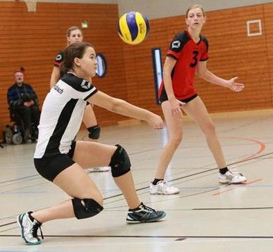 Volleyball Regionalliga Damen