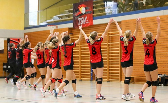 Volleyball Damen Regionalliga