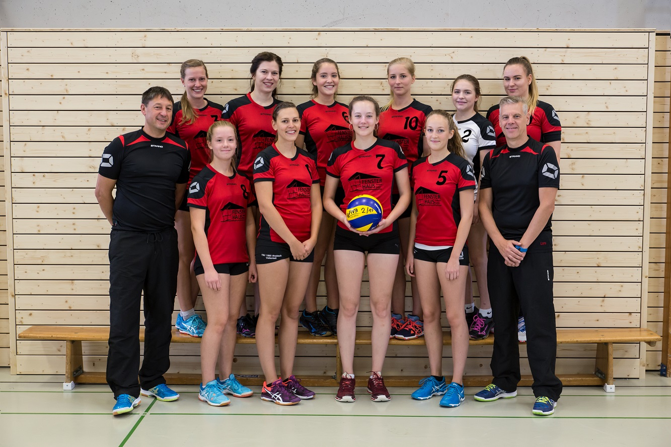 Volleyball Bezirksliga Damen